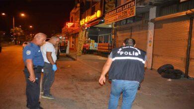Photo of Sırtından vuruldu, polise sığındı