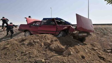 Photo of Otomobil şarampole düştü: 2 yaralı