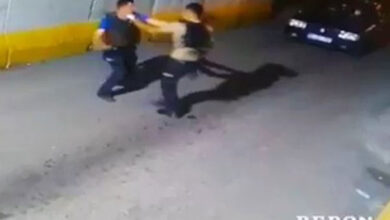 Photo of Bekçi ve Polis Yumruk Yumruğa Kavga Etti
