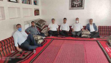 Photo of Başkan Ayhan, Başkan Özyavuz'u Ziyaret Etti