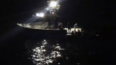 Photo of Batan tekneden çığlıklar yükseldi