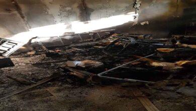 Photo of Eşi ile tartıştı evini yaktı