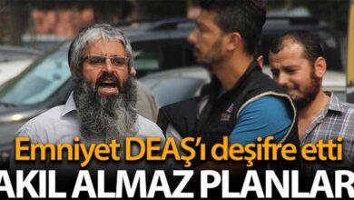 Photo of Emmiyet DEAŞ'ı deşifre etti