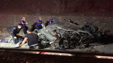Photo of Feci kaza: 3 ölü, 2 yaralı