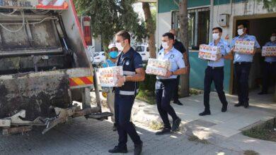 Photo of Haliliye Zabıtası 3 Bin 426 Ürüne El Koydu