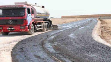 Photo of Haliliye kırsalı asfaltla buluşuyor