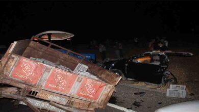 Photo of Katliam gibi kaza: 6 ölü, 2 yaralı