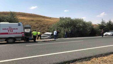 Photo of Otomobil yoldan çıktı: 2'si ağır 5 yaralı