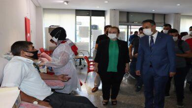 Photo of Şanlıurfa'da plazma kampanyası