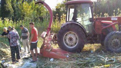 Photo of Silaj makinesi çiftçinin kolunu kopardı
