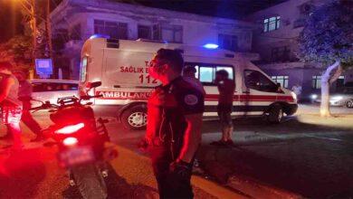 Photo of Sokak ortasında darp edilen kadın bayıldı