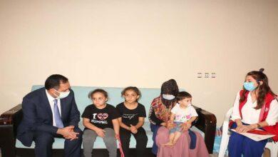 Photo of Sosyal Hizmetler Şiddet Mağduru Ailenin Yanında