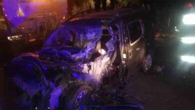 Photo of Sulama aracına çarpan aracın sürücüsü hayatını kaybetti