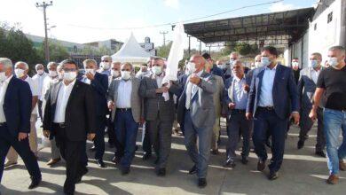 Photo of Urfa'da 10 yıllık kan davası beyaz bayrakla son buldu