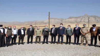 Photo of Urfa'lı Ceylan'lar Cudi dağında