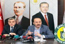 Photo of Urfasporda gözler vali Abdullah Erin'e çevrildi.