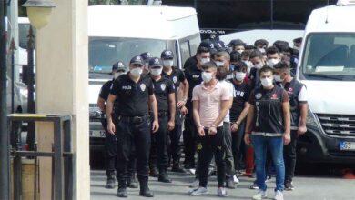Photo of Urfa'da Uyuşturucu operasyonunda gözaltına alınan 21 zanlı adliyede