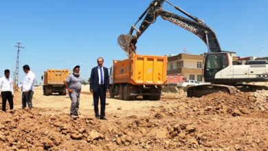 Photo of Akçakale'ye ilk kez çevre yolu yapılacak
