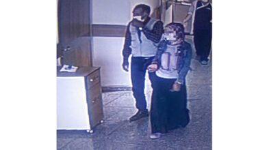 Photo of Covid-19 testi pozitif çıkan baba kız hastaneden kaçtı