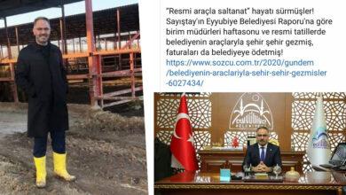 Photo of Başkan Kuş'tan Belediye Araçları ile Tatil Haberine Cevap