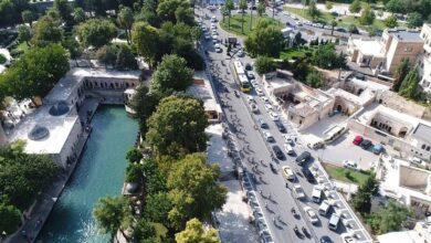 Photo of Şanlıurfa'da yüzlerce bisikletli sağlık için pedal çevirdi