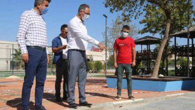 Photo of Eyyübiye'de Nostaljik Çocuk Oyun Dünyası Açılıyor