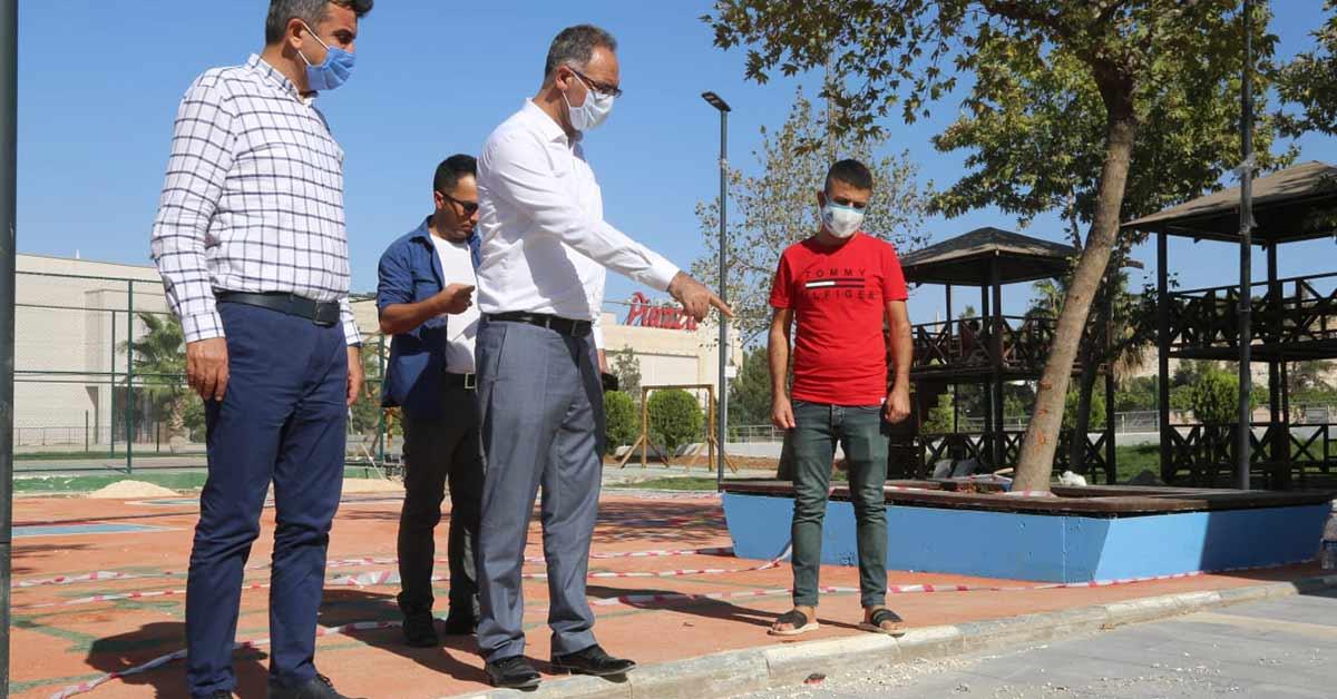 Eyyübiye Çocuk Parkı