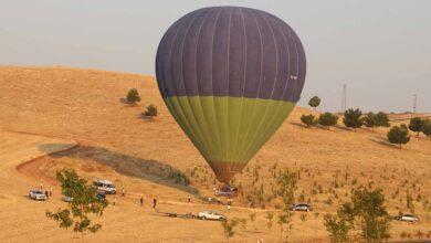 Photo of Göbeklitepe'de Balon Uçuşu Yapıldı
