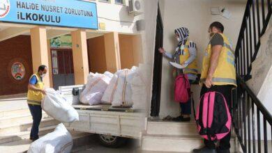 Photo of Haliliye'de öğrencilere kırtasiye yardımı yapıldı