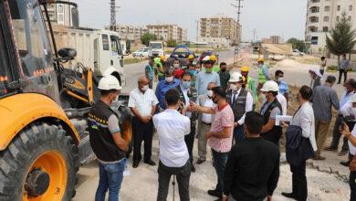 Photo of Haliliye'de doğalgaz çalışmaları sürüyor