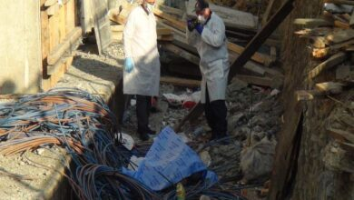 Photo of İnşaat İşçisinin Feci Ölümü! Kalbine Demir Saplandı