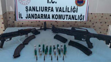 Photo of Şanlıurfa'da silah kaçakçılarına operasyon: 3 tutuklama