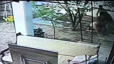 Photo of Tanımadığı kadını güpegündüz bayıltana kadar dövdü