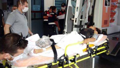 Photo of Tarlada çalışırken tartıştığı karısını tüfekle yaraladı