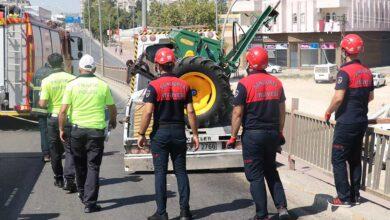Photo of Urfa'da Korkutan Kaza! Köprüde Asılı Kaldı
