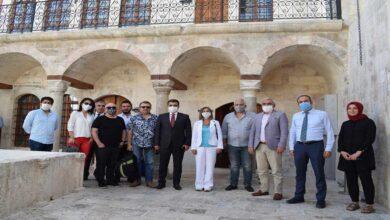 Photo of Şanlıurfa'da sinema sektörüne destek