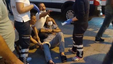 Photo of Sokak Ortasında Bacağına Sıktılar
