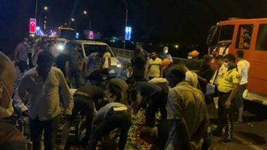 Photo of Urfa'da Motosiklet Sürücüsü Ağır Yaralandı