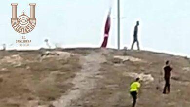 Photo of Urfa Valiliği Türk Bayrağını İndirme Girişimi Açıklaması