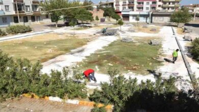 Photo of Viranşehir'e yeni bir park daha kazandırılıyor