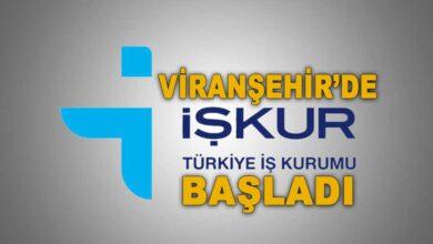 Photo of Viranşehir İŞKUR Başvuruları Başladı