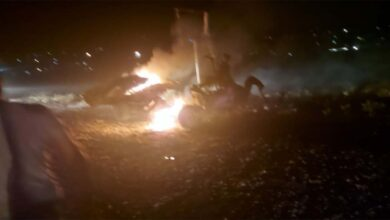 Photo of Afrin'de bomba yüklü araç patladı