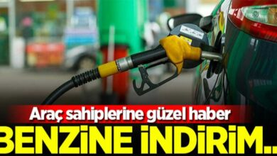 Photo of Benzine indirim