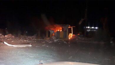 Photo of El Bab'ta bomba yüklü araç patladı:2 ölü 3 yaralı