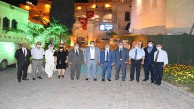 Photo of Urfa Kalesi Manzaralı Tarihi Urfa Evi, Misafirlerini Bekliyor