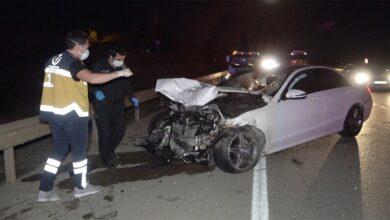 Photo of Trafik kazası'da yaya feci şekilde can verdi