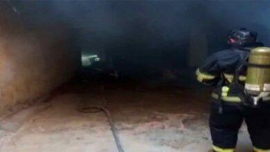 Photo of Urfa'da Çıkan yangın'da ev küle döndü