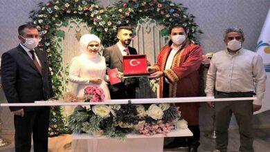 Photo of Şanlıurfa İHA muhabirinin mutlu günü