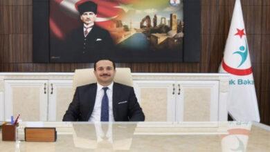 Photo of Urfa İl Sağlık Müdürü koronavirüse yakalandı