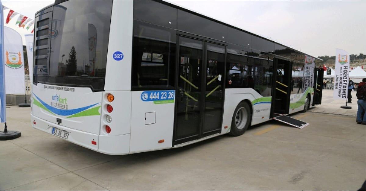 urfa otobüs